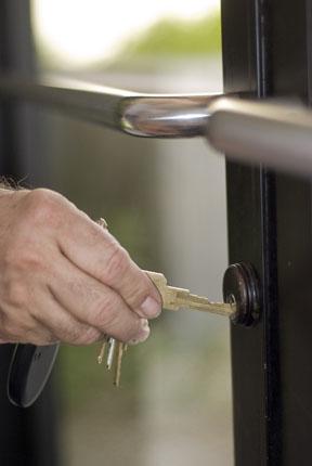 Careful with keys