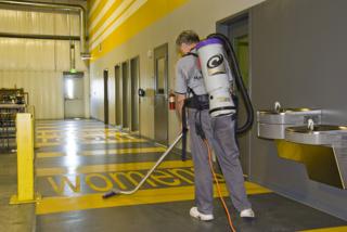 Vacuum, don't dust-mop